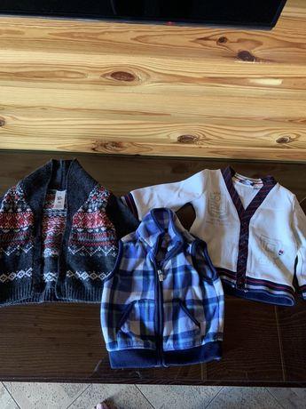 Кофта, жилет, рубашка