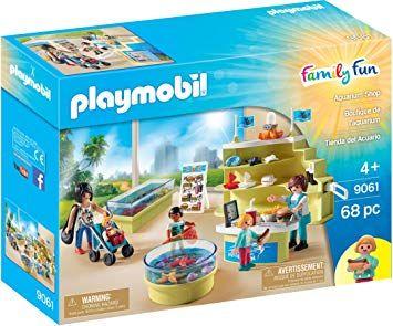Playmobil 9061 Loja de Aquario - NOVO