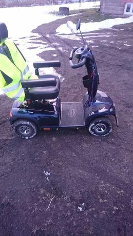 Wózek inwalidzki elektryczny! Okazja!