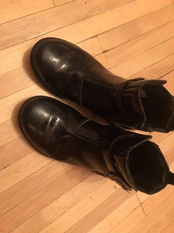Ботинки ботиночки clarks
