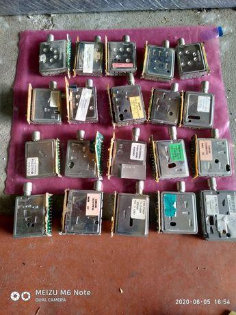 TVтюнера (СКВ) разные кинескопных телевизоров.