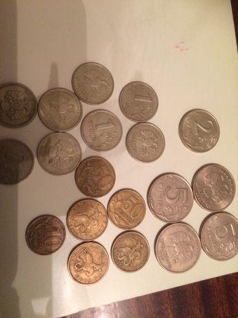 Продам монеты Россия недорого