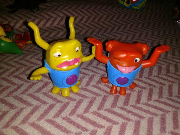 Игрушки с макдональдса