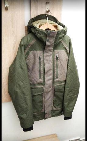 Куртка сноубордическая лыжная мембрана Burton размер М