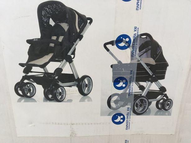 Продам коляску ABC Design 3 в 1 с автокреслом