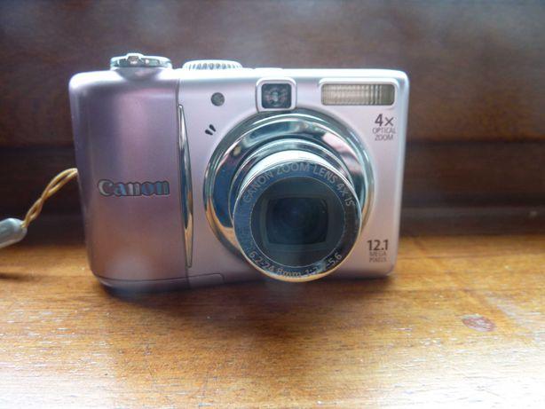 Canon PowerShot (com pouco uso)