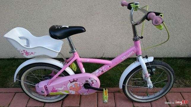 Rower BTWIN 16'' Lillo Princess