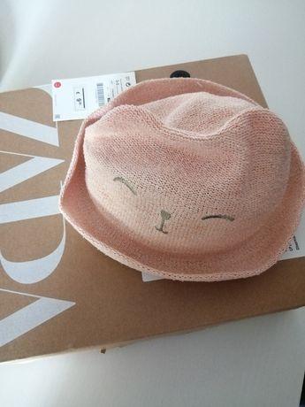 Chapéu menina Zara