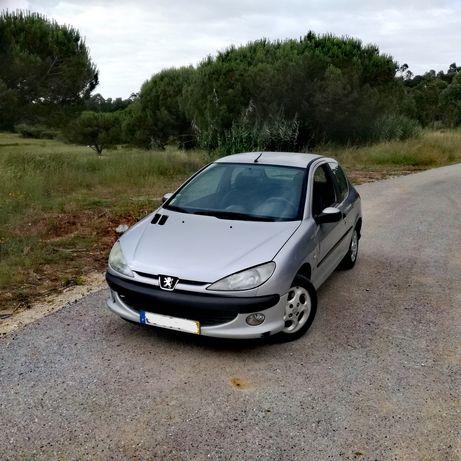 Peugeot 206 XS 2000 HDI 5 lugares poucos km