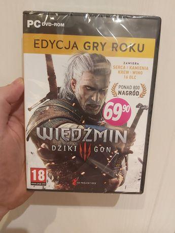 Wiedźmin 3 Dziki Gon Edycja Gry Roku PC