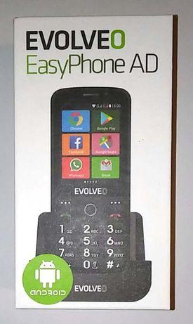 Elegancki telefon/smartfon EVOLVEO GPS, INTERNET, WI-FI 4GB/64GB
