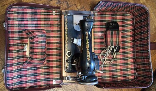 Швейна машина: електрична, клас 2М, 1977 рік