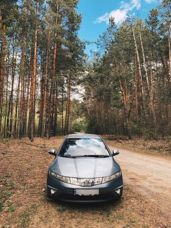 Honda Civic 5D 1.8 робот