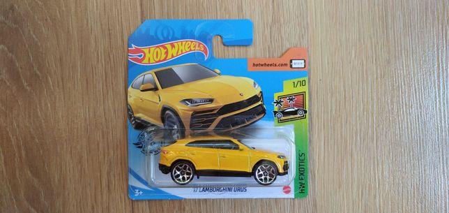 Hot Wheels Lamborghini Urus