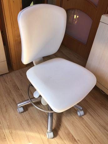 Fotel kosmetyczny ergonomiczny obrotowy IONTO COMED pełna regulacja