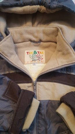 Куртка Деми на рост 116