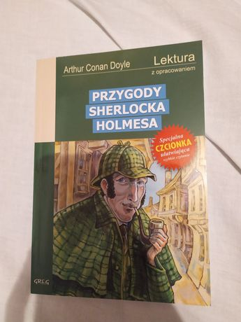 Arthur Conan Doyle - Przygody Sherlocka Holmesa