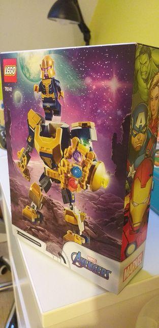 LEGO Super Heroes, Mech Thanosa, 76141