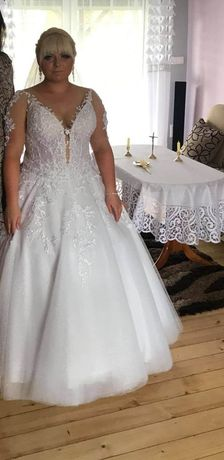 Suknia ślubna ksymena
