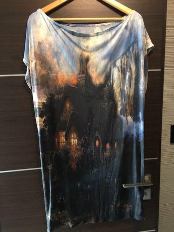 Nowa przewiewna sukienka