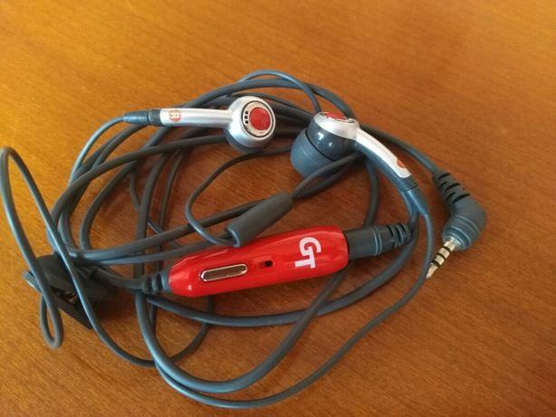 Słuchawki GT microjack 2,5mm