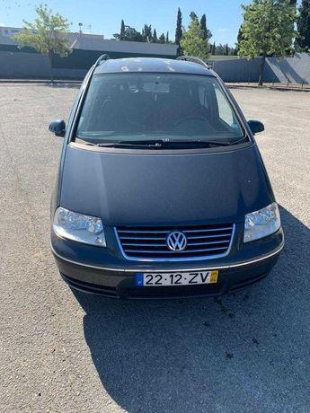 VW SHARAN 2005 TDI