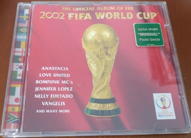 Fifa World Cup 2002 - Official Album