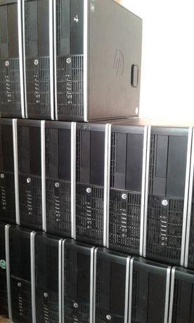 Системный блок HP 6300sff i5-2400 ОЗУ 4ГБ DDR3 soket 1155 usb 3.0