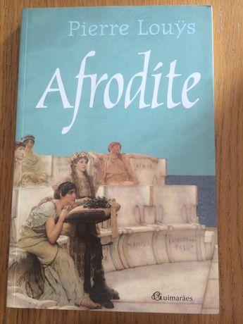 """Livro: """"Afrodite"""""""