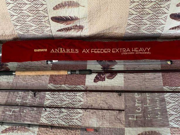 Фідер shimano anteres ax