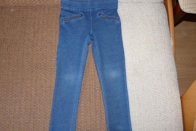 spodnie r.104 Tape a l'oeil RURKI, jeeginsy