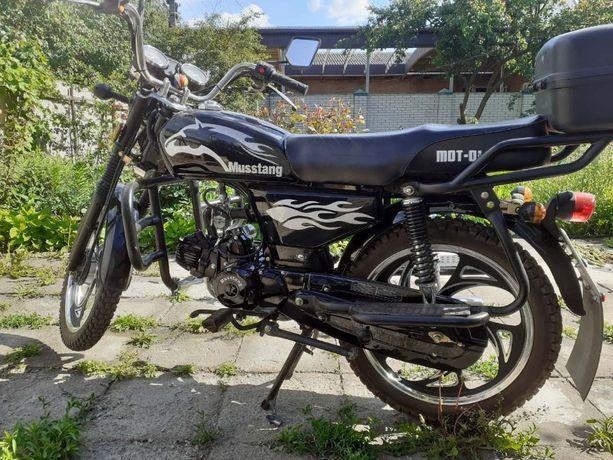 Musstang Alpha MT110 2
