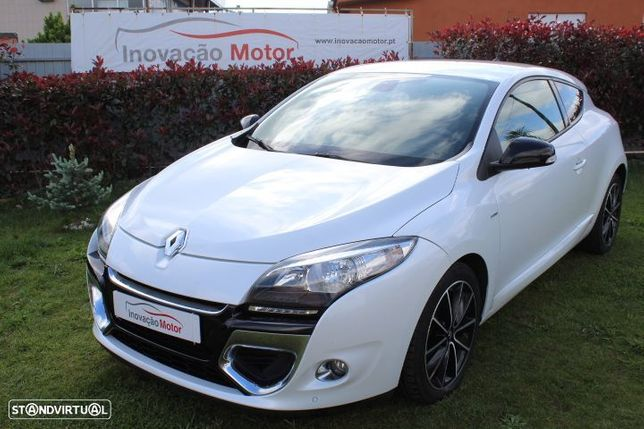Renault Mégane Coupe 1.6 dCi Bose Edition Energy