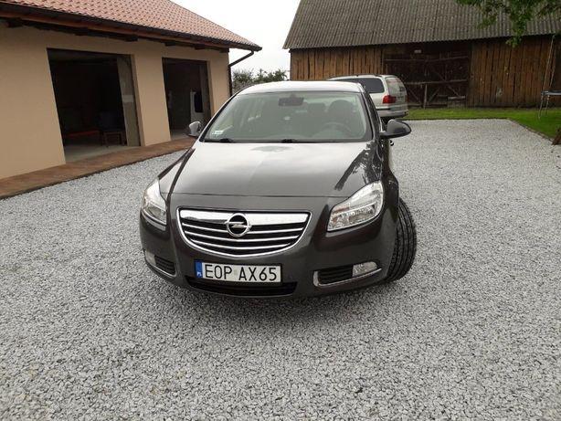 Opel Insignia do negocjacji