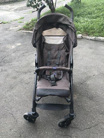 Продам коляску прогулку chicco lite way 3