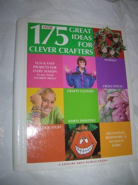 Для инд. и кружковой работы из США OVER 175 great ideas for clever r