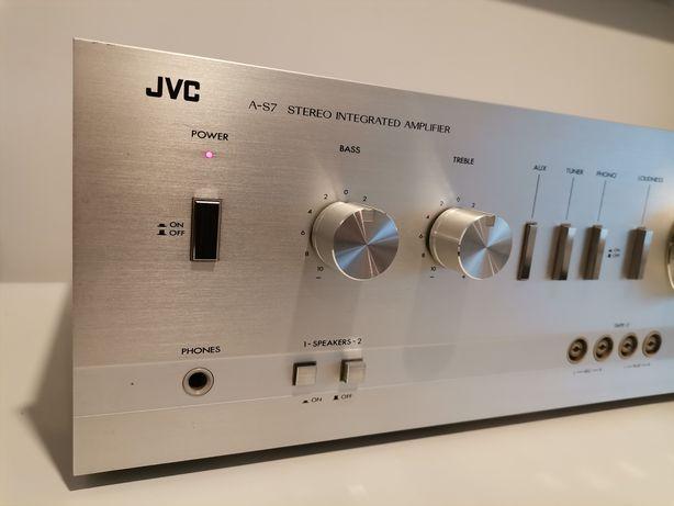 Jvc A-S7 wzmacniacz vintage super stan '79