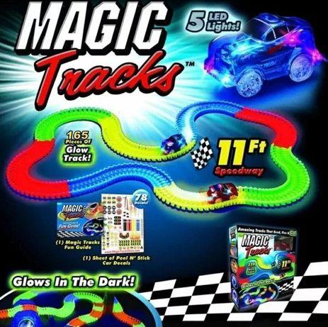 Игрушка Magic Tracks 165, Мэджик трек