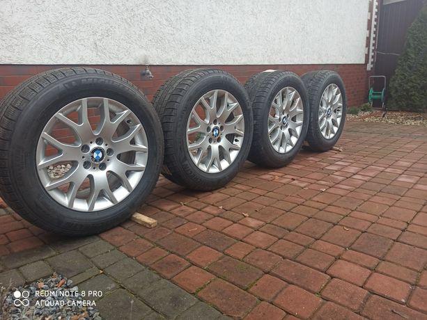 Koła Felgi Oryginał BMW 255/55r18 Michelin Zimowe