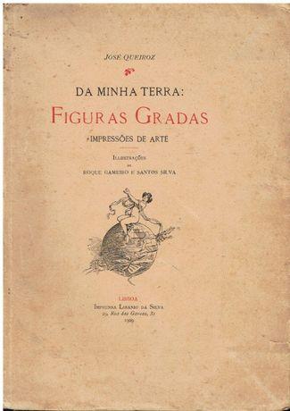 7430 FIGURAS GRADAS Impressões de Arte de José Queiroz