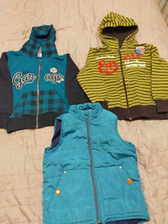 Zestaw ubrań dla chłopca 104
