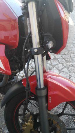 RKS Evo Sport 125cc mota Venda OU Troca