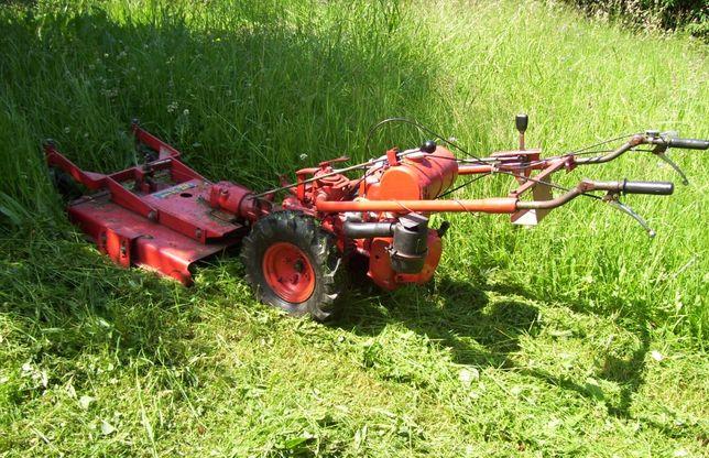 Zadbany Traktorek MF 70 i kosiarka Rotacyjna - Mulczer i Pług Jak NOWE