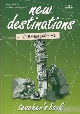 New Destinations A1 teacher's book