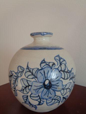 base para candeeiro em cerâmica de Carlos Mimoso/Olaria de Juncais