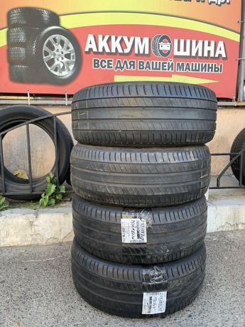235/55 R17 Michelin + 235/45 R17 Continental Б/у Шины два комплекта