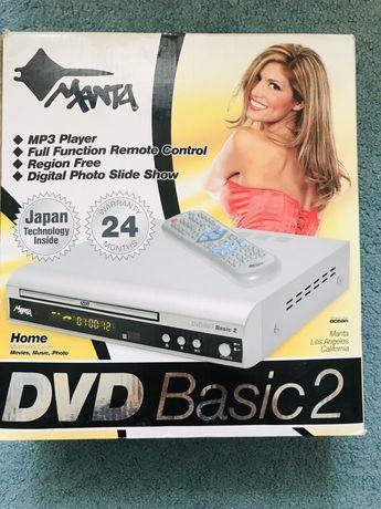 DVD odtwarzacz Manta 027 Basic 2 NOWY