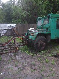 Продам трактор Т-40 з документами