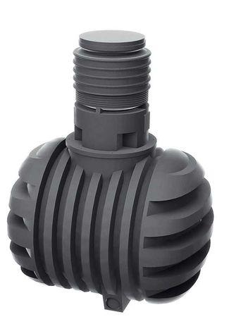 Zbiornik na deszczówkę podziemny 6000l z pompą DAB i filtrem koszowym