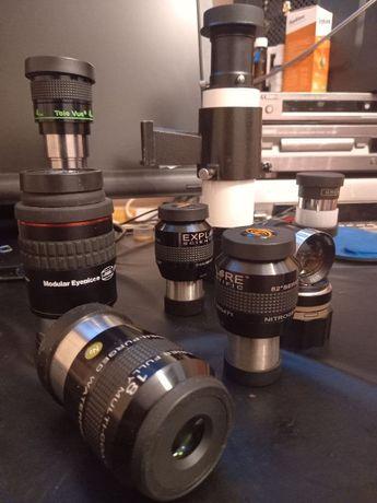 Окуляры для телескопа